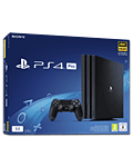 Sony Playstation 4 Pro 1 TB -Black- (Sony) (Playstation 4)