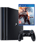 Sony Playstation 4 Pro 1 TB - Battlefield 1 Set (Sony) (Playstation 4)