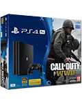 Sony Playstation 4 Pro 1 TB - Call of Duty: WWII Set (Sony)