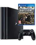 Sony Playstation 4 Pro 1 TB - Days Gone Set (Sony)