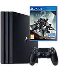 Sony Playstation 4 Pro 1 TB - Destiny 2 Set (Sony)