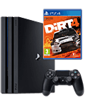 Sony Playstation 4 Pro 1 TB - DiRT 4 Set (Sony)