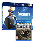 Sony Playstation 4 Pro 1 TB - Fortnite Neo Versa Set inkl. Days Gone (Sony)