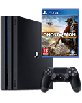 Sony Playstation 4 Pro 1 TB - Ghost Recon Wildlands Set (Sony)
