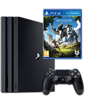 Sony Playstation 4 Pro 1 TB - Horizon Set (Sony) (Playstation 4)