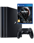 Sony Playstation 4 Pro 1 TB - Mass Effect Set (Sony) (Playstation 4)