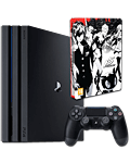 Sony Playstation 4 Pro 1 TB - Persona 5 Set (Sony)