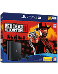 Sony Playstation 4 Pro 1 TB - Red Dead Redemption 2 Set (Sony)