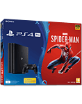 Sony Playstation 4 Pro 1 TB - Spider-Man Set (Sony)