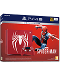 Sony Playstation 4 Pro 1 TB - Spider-Man Limited Edition (Sony)