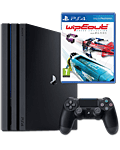 Sony Playstation 4 Pro 1 TB - WipEout Set (Sony)