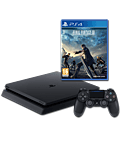 Sony Playstation 4 Slim 500 GB - Final Fantasy 15 Set -Black- (Sony) (Playstation 4)