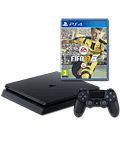 Sony Playstation 4 Slim 500 GB - FIFA 17 Set -Black- (Sony)