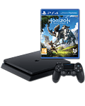 Sony Playstation 4 Slim 500 GB - Horizon Set -Black- (Sony) (Playstation 4)