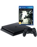 Sony Playstation 4 Slim 500 GB - The Last Guardian Set -Black- (Sony)