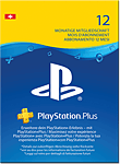 Playstation Plus Abonnement - 12 Monate