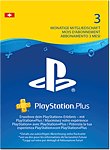 Playstation Plus Abonnement - 3 Monate