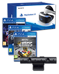 Playstation VR Camera Bundle 3 (Sony)