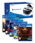 Playstation VR Software Bundle 2 (Sony) (Playstation 4)