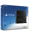 Sony Playstation 4 PAL 500 GB -Black- (Sony)