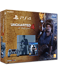 Sony Playstation 4 PAL 1 TB - Uncharted 4: A Thief's End Set -Limited Edition- (Sony)