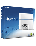 Sony Playstation 4 PAL 500 GB -White- (Sony)