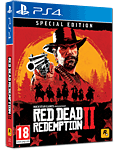 Red Dead Redemption 2 - Special Edition (inkl. Streitross & Outlaw Survival Kit) (Playstation 4)