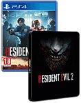 Resident Evil 2 - Steelbook Edition