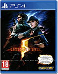 Resident Evil 5 (Playstation 4)