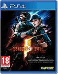 Resident Evil 5 -US- (Playstation 4)