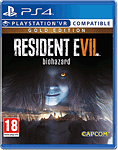 Resident Evil 7: Biohazard - Gold Edition -E- (Playstation 4)