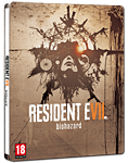 Resident Evil 7 - Steelbook Edition (inkl. DLC Packs)