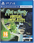 Rick and Morty: Virtual Rick-ality (Playstation 4)