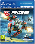 RIGS: Mechanized Combat League VR (Playstation 4)