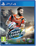 Rugby League Live 4 -E- (Playstation 4)