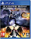 Saint's Row 4: Re-Elected & Gat out of Hell (Playstation 4)