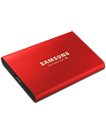 Portable SSD T5 1TB USB 3.1 -Red- (Samsung)