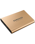 Portable SSD T5 500GB USB 3.1 -Gold- (Samsung)