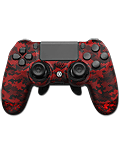 SCUF Infinity Controller -Hex Camo Red- (Scuf Gaming)