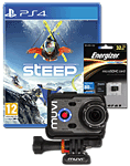 Steep Bundle (inkl. Action Cam Muvi K2 Sport)