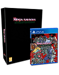 The Ninja Saviors: Return of the Warriors - Collector's Edition