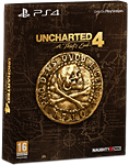 Uncharted 4: A Thief's End - Special Edition (inkl. Baumwoll-Rucksack)