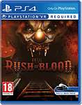 Until Dawn: Rush of Blood VR (Playstation 4)