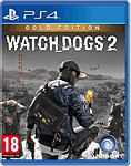 Watch Dogs 2 - Gold Edition (Playstation 4)