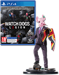 Watch Dogs: Legion - Ultimate Edition & Figur Resistant of London