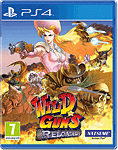 Wild Guns Reloaded -US- (Playstation 4)
