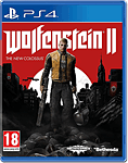 Wolfenstein 2: The New Colossus -E- (Playstation 4)