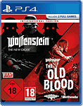 Wolfenstein: The New Order + Old Blood - Double Pack -E-