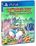 Wonder Boy: Asha in Monster World - SLG Edition