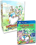 Wonder Boy: Asha in Monster World - Collector's Edition